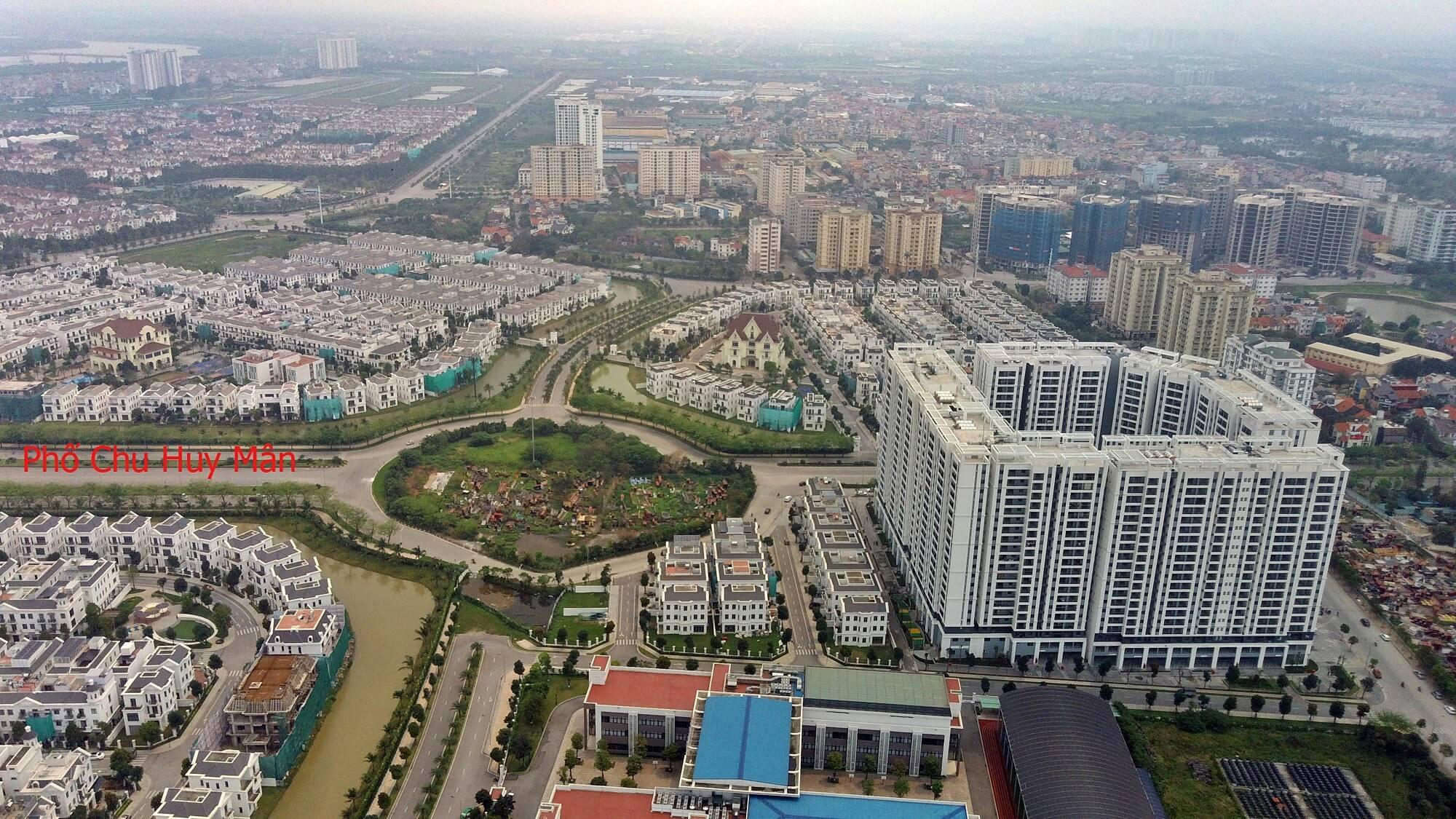 Chung cư Hope Residence.