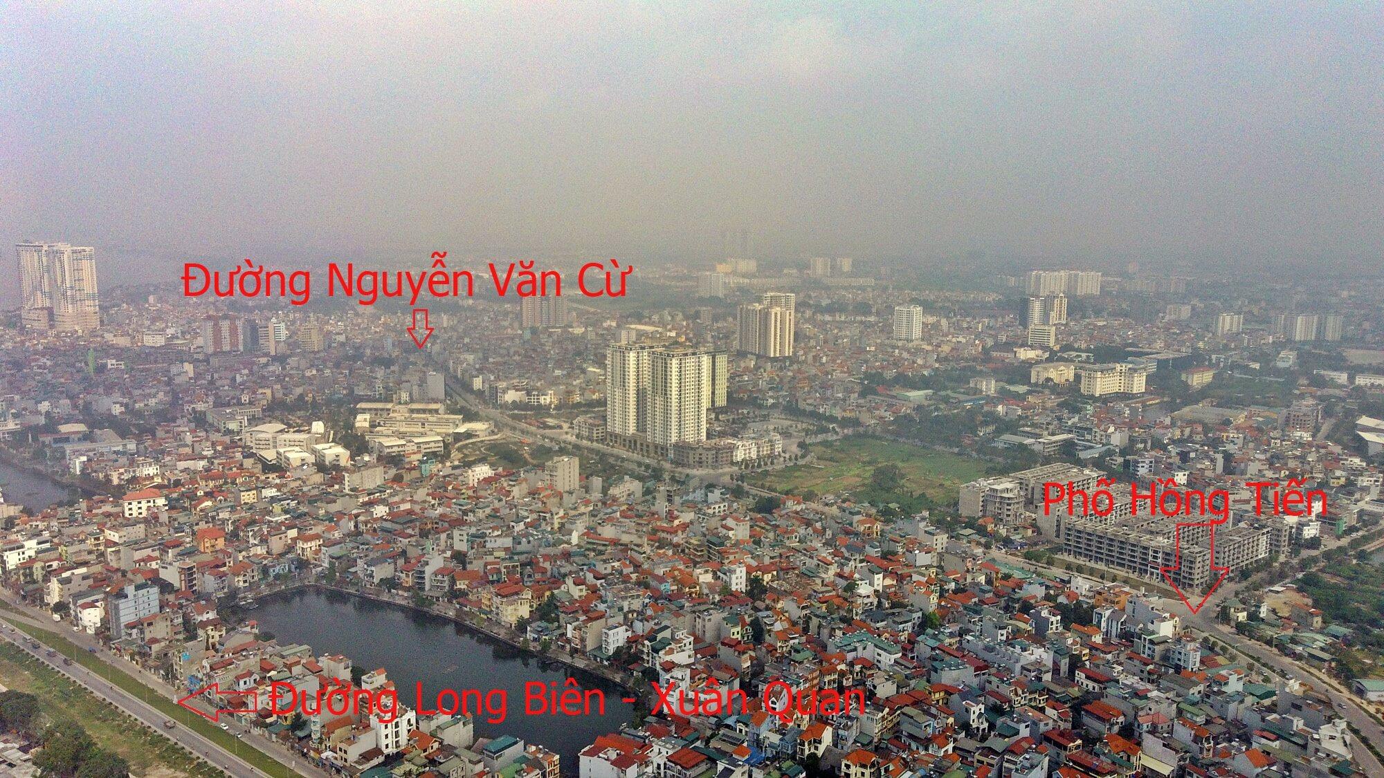 Sau khi có hầm/cầu Trần Hưng Đạo, tuyến đường Nguyễn Văn Cừ sẽ trở nên thông thoáng hơn.