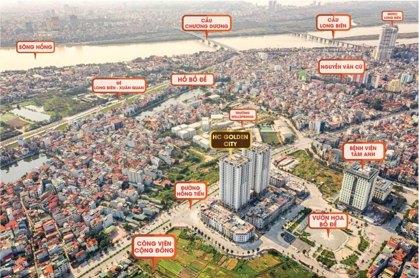Dự án HC Golden City.