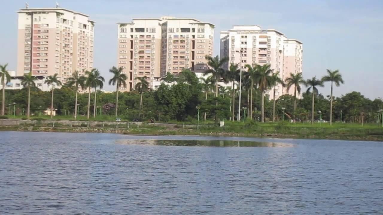 Khu đô thị Việt Hưng.