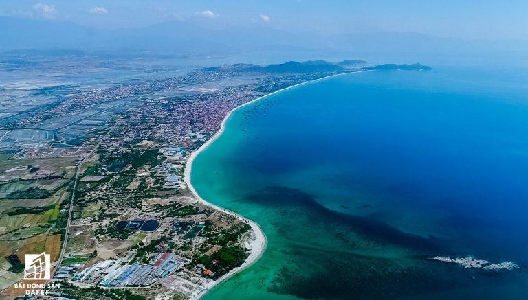 Bắc Vân Phong có vị trí hoàn hảo để phát triển kinh tế.