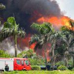 Vụ cháy xảy ra vào khoảng 7h30 sáng ngày 30/6/2020.