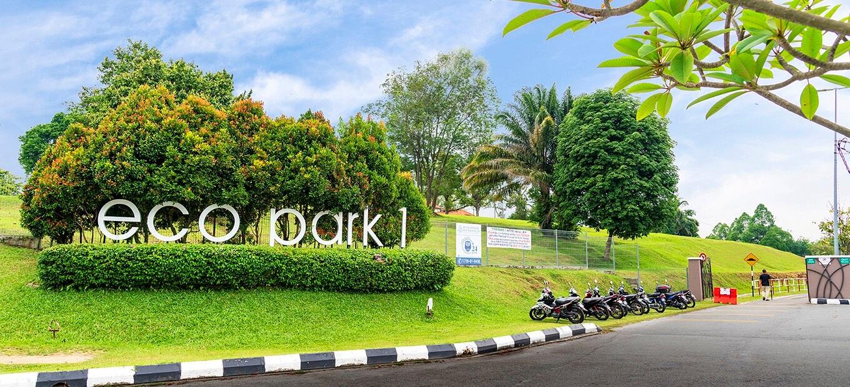 Khu đô thị sinh thái Eco Park.