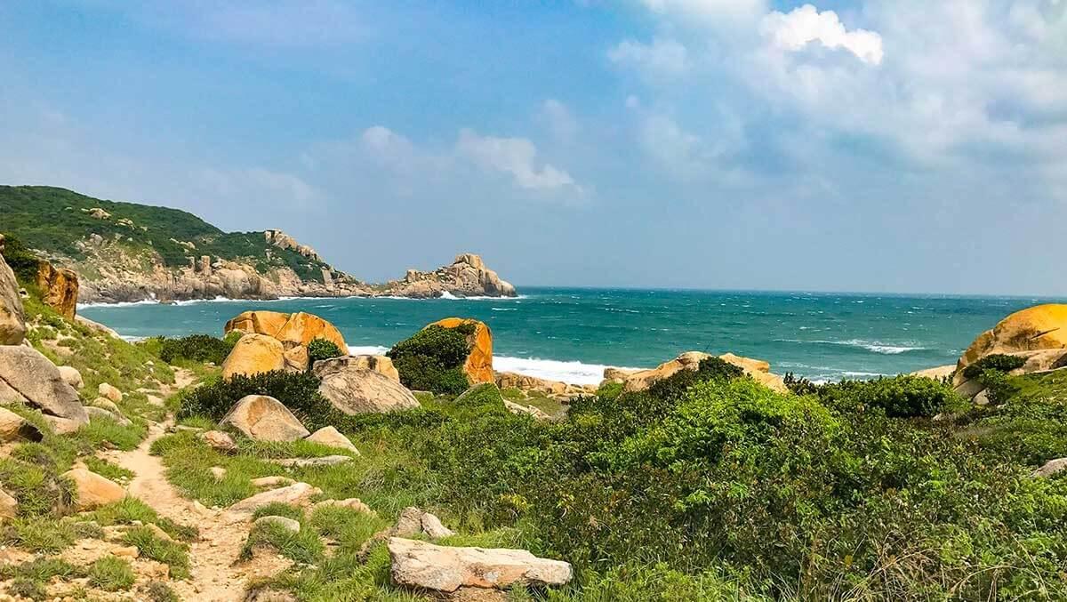 Bắc Vân Phong nằm trên địa bàn tỉnh Khánh Hòa.