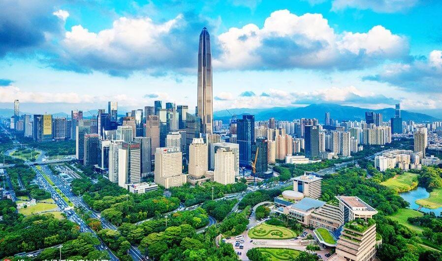 Từ một làng trài, Thâm Quyến đã vươn lên trở thành đặc khu kinh tế thành công nhất thế giới.
