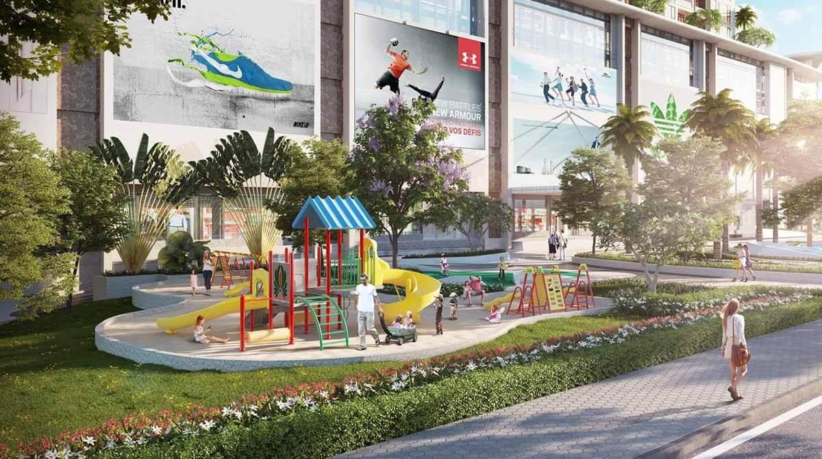 Sun Group Quảng An có đầy đủ các tiện ích cao cấp nhất.