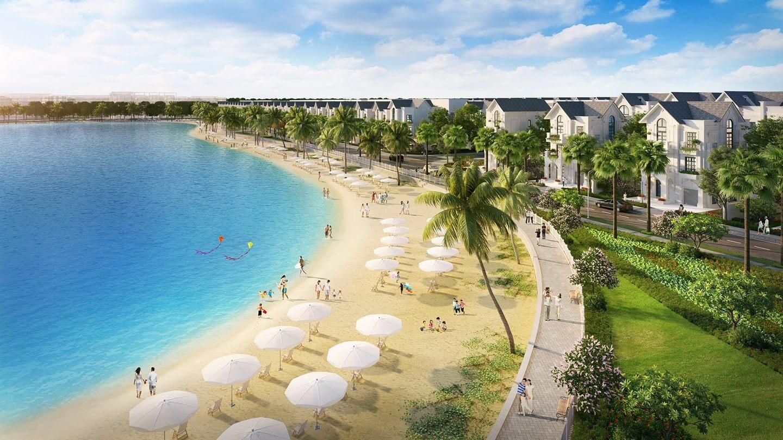 Dự án Vinhomes Ocean Park.