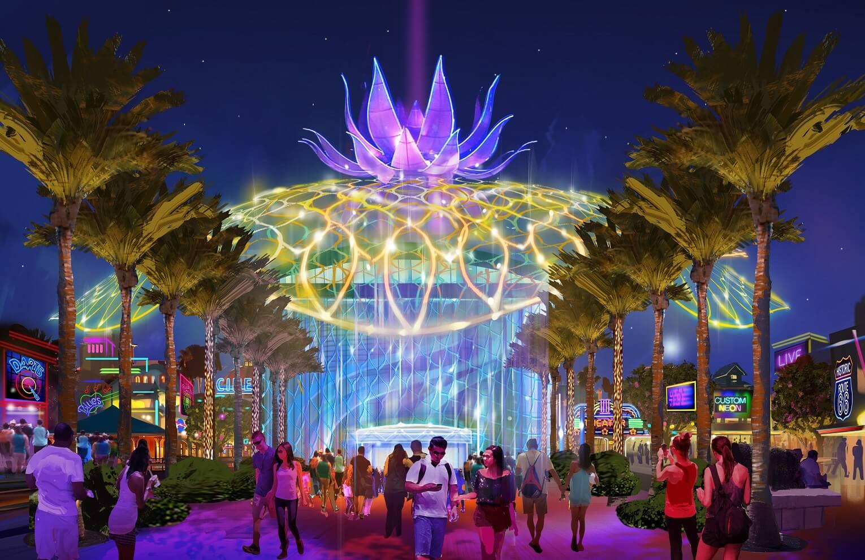 Công viên Kim Quy sẽ ứng dụng nhiều công nghệ mới để điều hành.