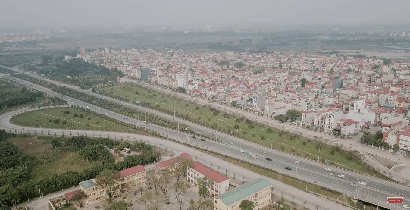 Sau khi hình thành, dự án thành phố Thông Minh ( Smart City Đông Anh ) sẽ là cửa ngõ kết nối thế giới vào trung tâm thủ đô Hà Nội.