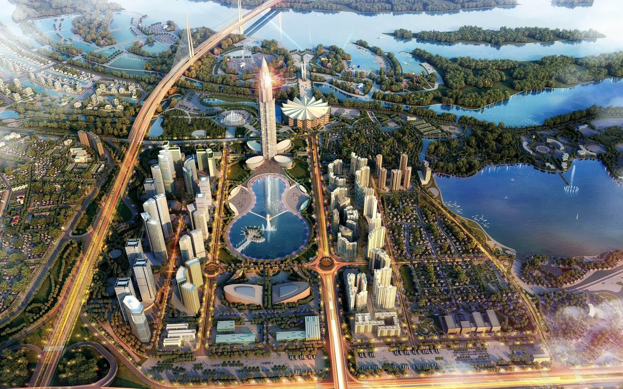 Công nghệ thông minh sẽ được áp dụng để vận hành toàn bộ Smart City Đông Anh.