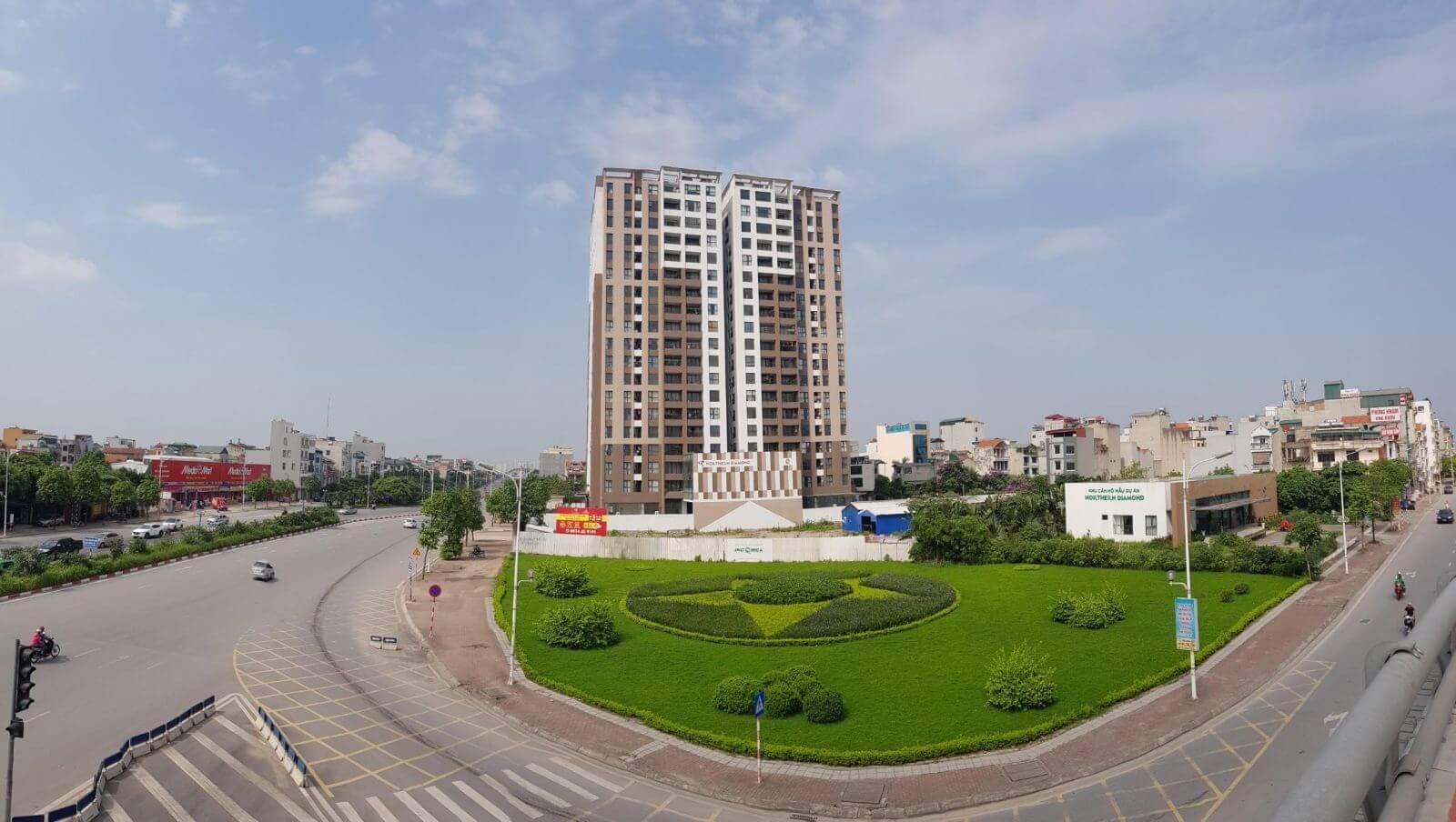 Chung cư Northern Diamond.