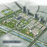 Phối cảnh dự án Kosy Kim Nỗ Đông Anh.