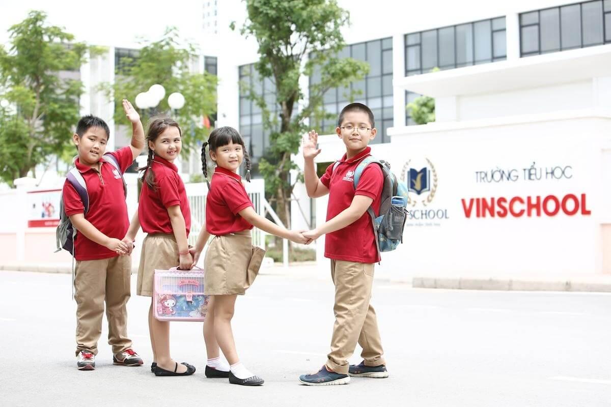 Vinschool là trường quốc tế top đầu Việt Nam hiện nay.