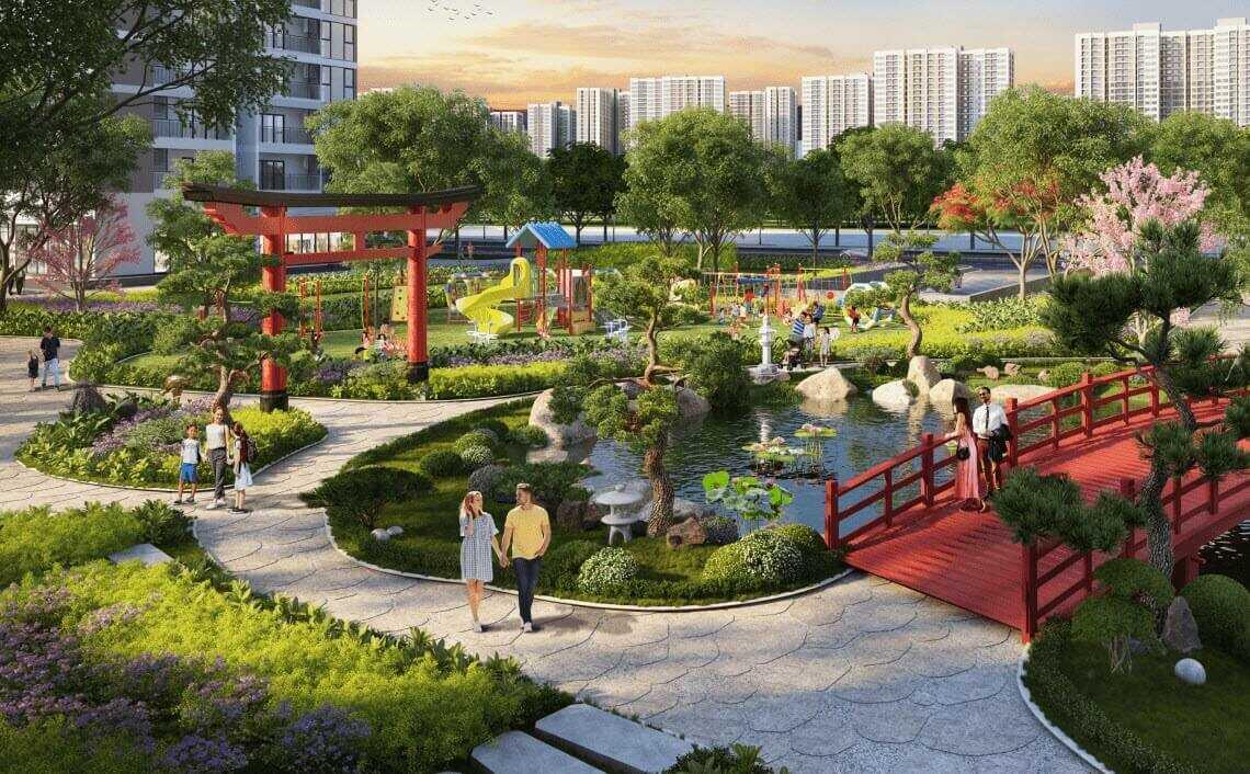 Vinhomes Dream City có đầy đủ các hạng mục tiện ích, cảnh quan để phục vụ tốt nhất cho cư dân dự án.