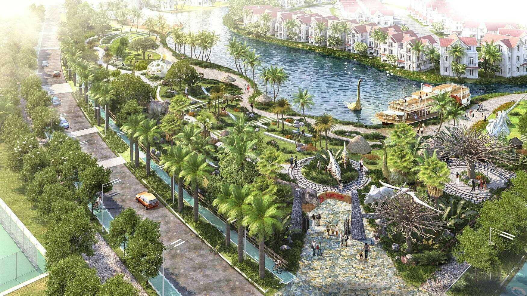 Khu đô thị Vinhomes Dream City Hưng Yên đã chính thức được thủ tướng chính phủ phê duyệt.