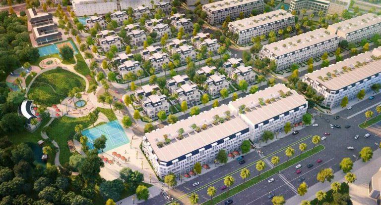 Vinhomes Dream City là tổ hợp đô thị lớn bậc nhất khu vực.